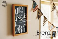 Brenz [ブレンツ ]■壁掛け時計 | 置時計 【インターフォルム】:INTERFORM