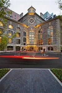 The Liberty Hotel, Boston. A prison converted to a high-class hotel. Prison, Luxury Collection Hotels, Beste Hotels, Landmark Hotel, Rooftop Pool, In Boston, Boston Strong, Visit Boston, Downtown Boston