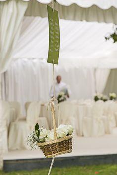 Decori floreali #matrimonio