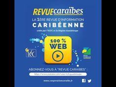 Revue Caraïbes # 3 de l'ICFC