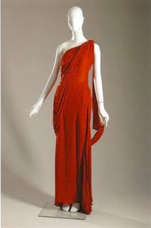 Marcelle Chaumont, 1938 (France), worn by Mrs. Howard Linn