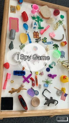 I spy sound game Quick revision of the blends (L, R & S) and Digraphs Spy Games For Kids, Preschool Learning Activities, Indoor Activities For Kids, Infant Activities, Kids Learning, I Spy Games, Nursery Activities, Phonics Activities, Language Activities