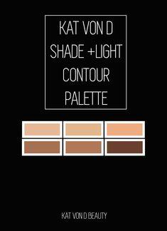 Kat Von D Shade & Light Contours
