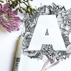 Amazing details in this work by @littlepatterns | #typegang if you would like to be featured | typegang.com by type.gang