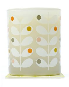Fig Tree Scented Vegetable Wax Candle by Orla Kiely at Neiman Marcus.