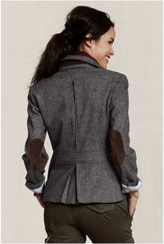 elbow patch blazer on bmodish.com <3 Win $ 50 Sephora Gift Card Giveaway on bmodish.com. It will be ends on 23th, June 2013