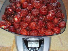 """Jak se dělá výborná domácí jahodová marmeláda? Recept na jahodový kompot a další recepty z jahod. Protože už """"nějaký ten pátek"""" jahody zavařuji a prošla jsem různými fázemi vývoje, docela bych si troufla ne snad radit, ale dát pár tipů hospodyňkám, které zatím s jahodami moc zkušeností nemají."""