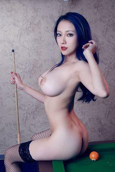 [TuiGirl]推女郎松果儿台球厅无圣光套图[28P] 2