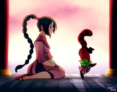 See more 'Avatar: The Last Airbender / The Legend of Korra' images on Know Your Meme! Avatar Aang, Team Avatar, The Last Avatar, Avatar The Last Airbender Art, The Last Airbender Characters, Ty Lee, Avatar Series, Pose, Azula