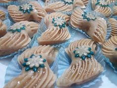 Biscuit Cookies, Arabic Food, Clay Crafts, Mini Cupcakes, Christmas Cookies, Cookie Recipes, Biscuits, Sweet Treats, Pizza