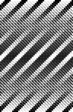 Awesome pattern in black & white  | black white prints | | black white prints art | | black white prints pattern |     http://www.thinkcreativo.com/