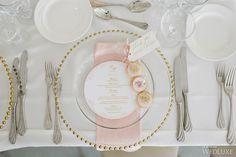 A Romantic, Pastel-Hued Garden Party Wedding | WedLuxe Magazine