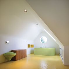 Bright Bauhaus Colors Fill This Brick Edwardian House in London - Photo 9 of 13 - Dwell
