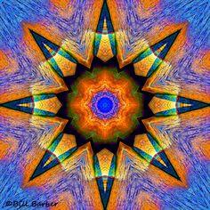 Kaleidoscopes - Bill Barber Photography