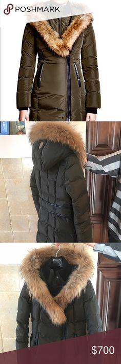 Women Mackage Jacket Size M New without tags, retails for $790 plus tax! Mackage Jackets & Coats