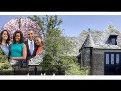 صور منزل أوباما تُعرض لأول مرة