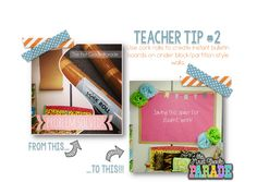 A Few Little Tips -