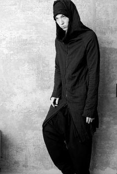 59bc59fb4e1 Lumen et Umbra by Issei Fujita FFC01 Long Sweater A W 2012 Fashion Edgy