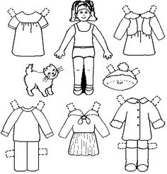 Sherah: A Paperdoll by Marilee. Click Paperdolls in the upper left corner for her home page. More free paperdoll printables & links to many more free paperdoll sites. Coloring Sheets, Coloring Pages, Easy Crafts, Crafts For Kids, Spray Paint Stencils, Silly Gifts, Paper Dolls Printable, Doll Quilt, Vintage Paper Dolls