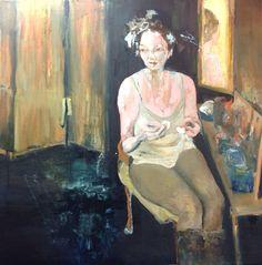 Hennesien van Walderveen Woman  100x100