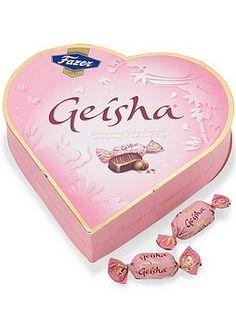 Fazer, Geisha sydän 6,50