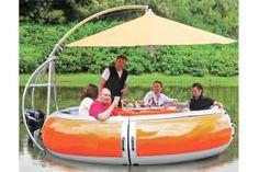 floating dining room – Cottage Life