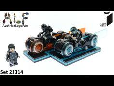 How to Build a Lego Motorbike (MOC - 4K) - YouTube