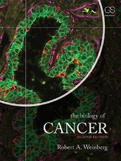 The Biology of Cancer, 2nd Edition by Robert A. Weinberg http://www.amazon.com/dp/0815342209/ref=cm_sw_r_pi_dp_ZHpsxb1G31NHB