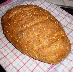 Gyors házi kenyér Recept képpel - Mindmegette.hu - Receptek Bread, Cheese, Homemade, Cooking, Food, Meals, Meal, Kochen, Essen