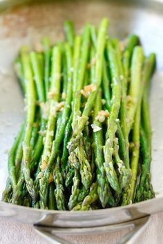 foodffs:Garlic Butter Sauteed AsparagusReally nice recipes. Every hour.Show me what you cooked!