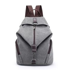0d3907c6e97aa Deviate from current backpack trends. Made out of sturdy high-quality  materials. Multiple