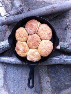 Classic Camping Recipe Monkey Bread