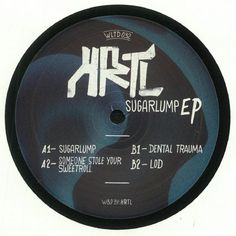 Hrtl - Sugarlump EP (Wolfskuil Limited) #music #vinyl #musiconvinyl #soundshelter #recordstore #vinylrecords #dj #Techno