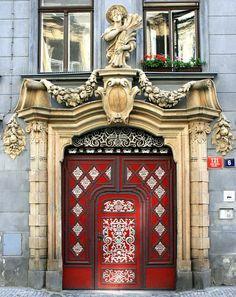 Staré Město, Praga, Ceská Republika - author photo unknown