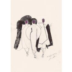 Mary Katrantzou Womenswear A/W 2013 — Illustration - SHOWstudio - The Home of Fashion Film