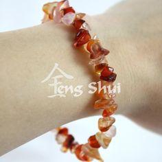 Náramok Achát ohnivý 1 Feng Shui, Crystals, Bracelets, Jewelry, Bangles, Jewellery Making, Arm Bracelets, Jewelery, Bracelet