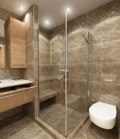 Comfortable, spacious and lighted bathroom is the dream of most people. When the buildings are built, there is usually less room for the rooms than the other rooms. Even today, the spacious bathroo…
