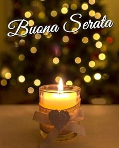 Candle Jars, Candle Holders, Candles, Good Evening Wishes, Italian Memes, Morning Images, Bellisima, Sweet Dreams, Good Night