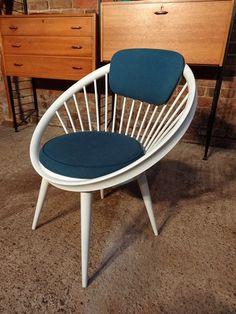 Yngve Ekstrom 'Circle' chair