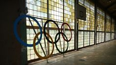 After the Games: Photographs of Decaying Olympic Sites
