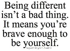 Unique+Quotes | Being Different Quotes|Being Unique Quotes. : Quotes For The Mind ...