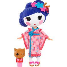 Boneca Lalaloopsy Yuki Kimono
