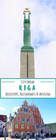 City Break Riga - eine Städtereise in Lettland's Hauptstadt