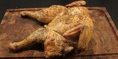 Butterfly kylling - sprød kyllingesteg i ovn