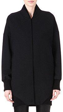 MAISON MARTIN MARGIELA Longline bomber jacket on shopstyle.co.uk