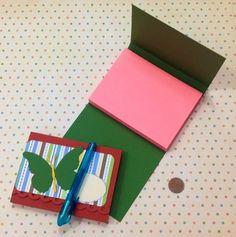 Post It notebooks