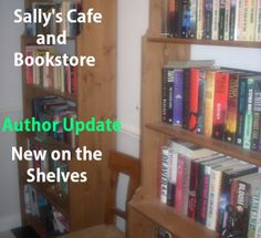 Sally's Cafe and Bookstore - New on the Shelves - 1066 by Jack Eason