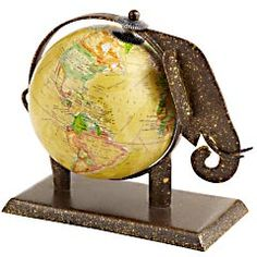 Globe Elephant... This is SO cool!!