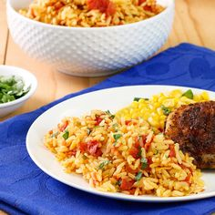 Learn to make Southwestern Rice Pilaf. Read these easy to follow ...