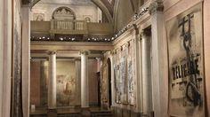 """Religare"""", la mostra di #arte contemporanea di Jorge R. Pombo nella #chiesa di San Gottardo in corte a #Milano visitabile dal 20 maggio al 31 agosto 2016 con il biglietto per il grande Museo del #duomodimilano"""